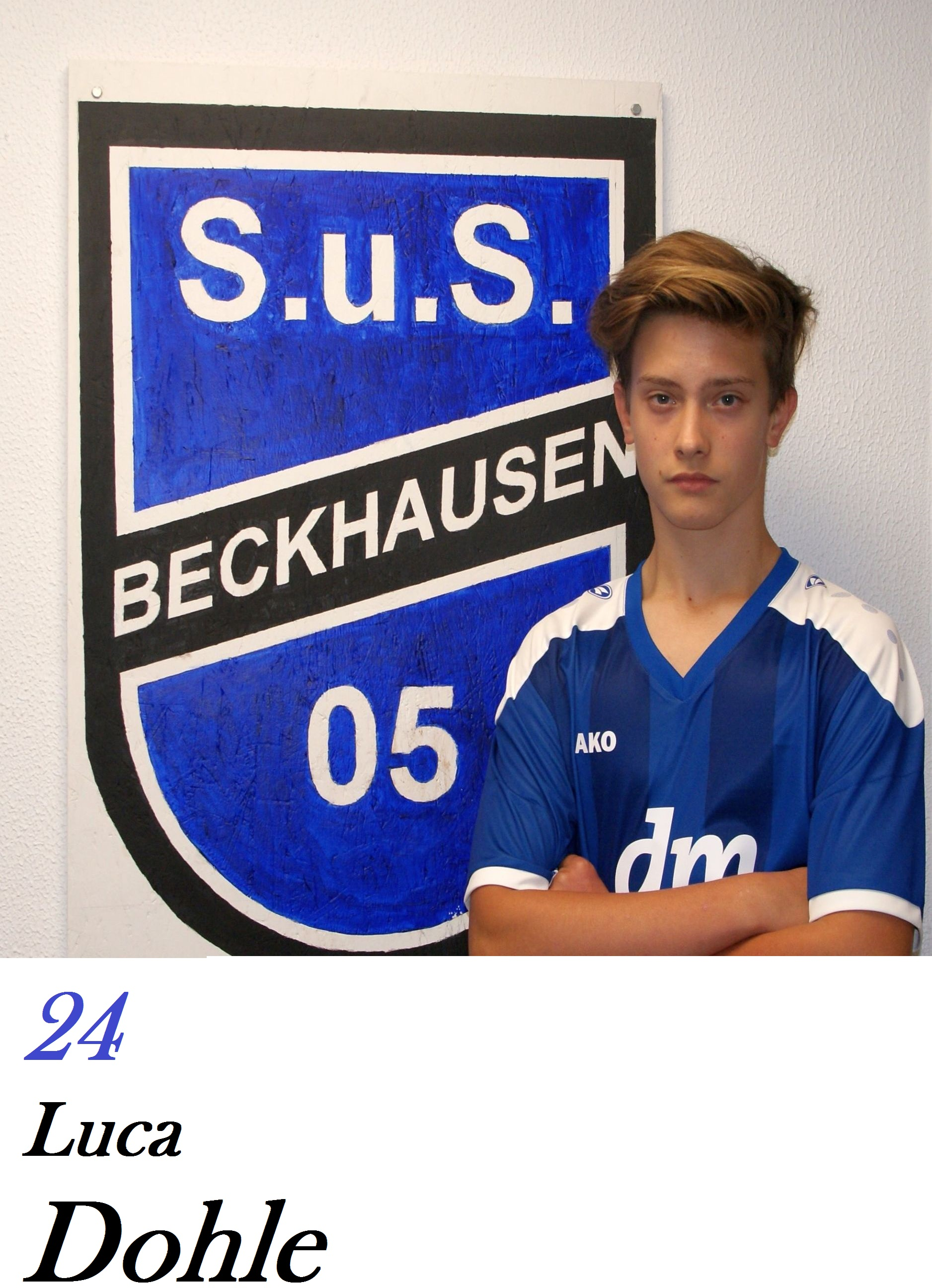 24 Luca Dohle